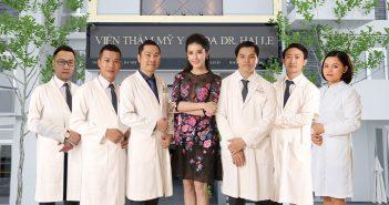 Đội ngũ nhân viên Dr Hải Lê