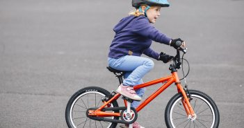 Chọn xe đạp cho bé
